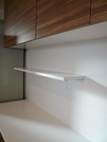 マンションの狭いキッチンを便利に!食器棚の吊戸棚におすすめのオプション!