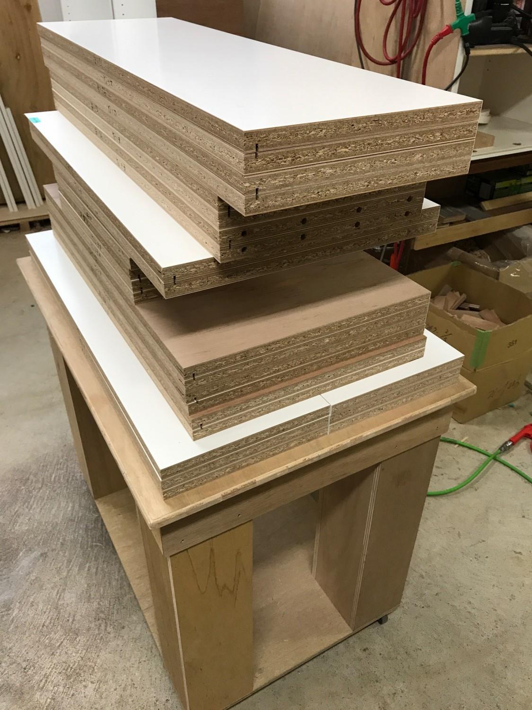 オーダー家具の組み立て方(1)ジョイクラフトの本社工場の様子をご紹介!